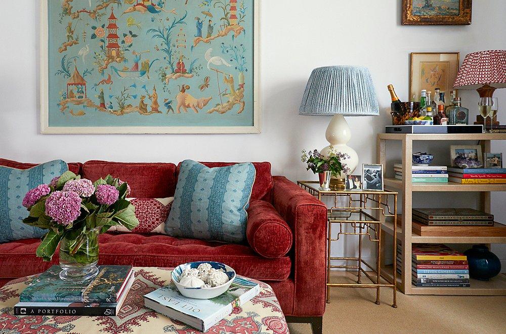 Tour a Designer's Elegantly Layered New York Apartment