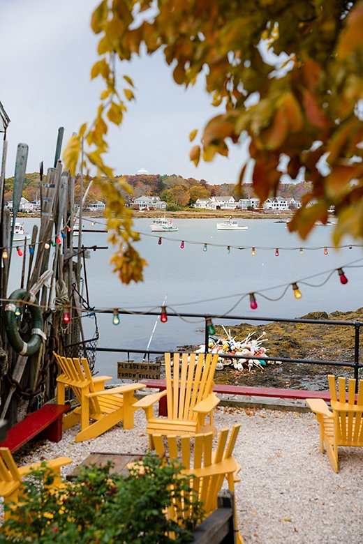 """""""Year-round, the Ramp is the absolute best place for a cocktail on the water,"""" Jackie says."""