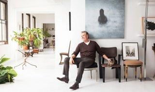Tour Designer Vicente Wolfu0027s Gorgeous NYC Loft
