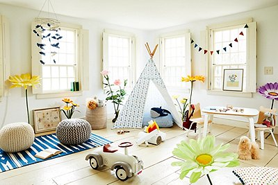 Kids\' Room Decorating Ideas That Go from Toddler to Teen