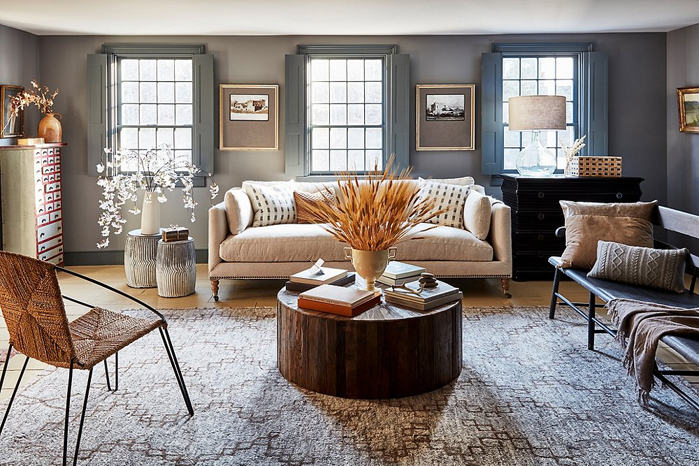 How to Bring Home Rustic Sophistication
