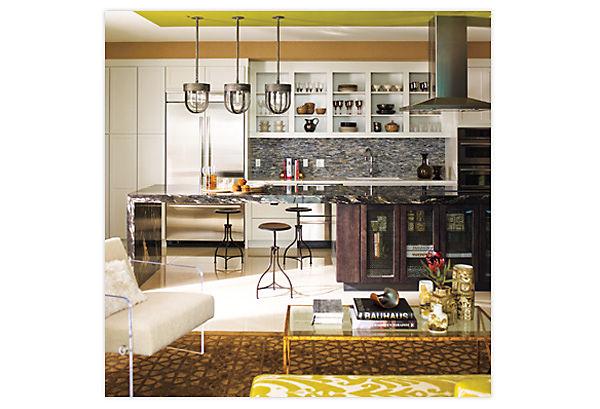 70 39 s kitchen decor home design and decor reviews for Kitchen ideas elle