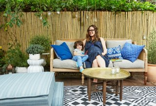 a backyard makeover dream come true one kings lane our style blog rh onekingslane com Lane Furniture Recliners Ethan Allen Furniture