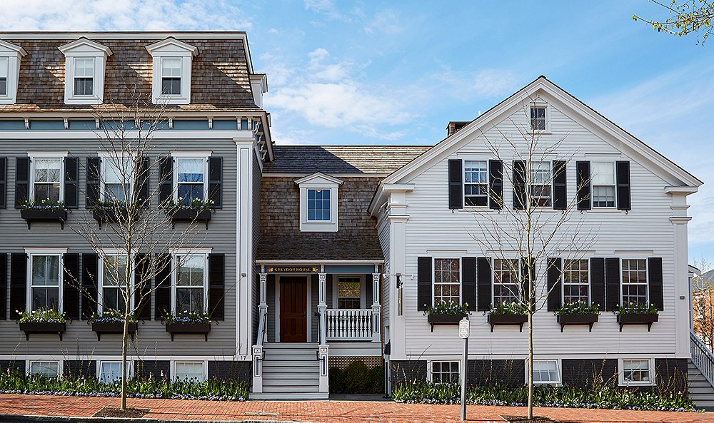 Discover the Nautical Charm of Nantucket's Greydon House