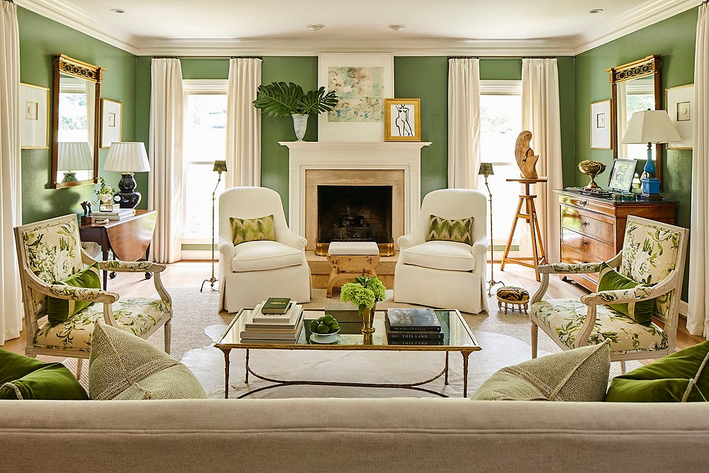Tour a Nashville Home That Glows with Color & Charm