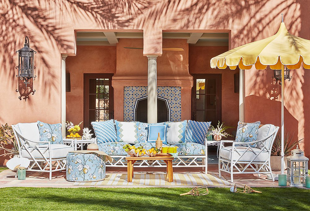 Celerie Kemble Talks Outdoor Living and Her New Palm Beach-Inspired Designs