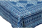 "South Seas Tablecloth Paisley 72""X108"""
