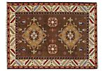 "5'10""x7'10"" Circe Rug, Brown"