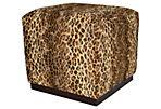 Carson Leopard Cube