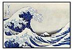 Hokusai, The Great Wave of Kanagawa