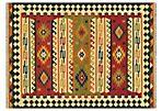 Helga Flat-Weave Rug, Multi