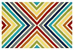Leon Outdoor Rug, Multi