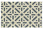 Shay Outdoor Rug, Slate/Taupe
