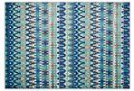 Porter Rug, Blue/Multi