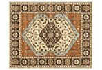 Molalla Rug, Beige/Brown