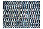 Gaia Rug, Mediterranean Blue