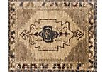 Nann Jute Rug, Beige/Brown