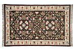 Europa Kilim Rug, Brown/Multi