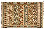 Therese Outdoor Kilim Rug, Multi