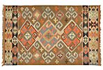 Ana Outdoor Kilim Rug, Multi