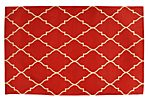 Kira Outdoor Rug, Red