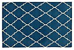 Kira Outdoor Rug, Blue