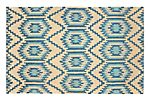 Bette Outdoor Rug, Blue