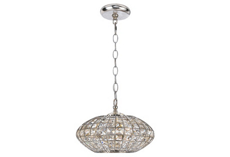 Unique Chandeliers Under $500 from One Kings Lane