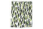 S/4 Spruce Napkins, Green