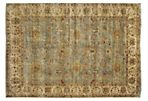 10'x14' Turkish Oushak Rug, Beige/Multi
