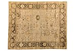 Turkish Oushak Rug, Ivory