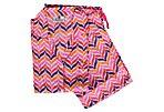 Zigzag Pajama Set, Pink/Multi