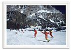 Slim Aarons, Cortina d'Ampezzo