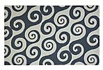 Marina Outdoor Rug, Dark Blue