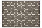 Alta Flat-Weave Rug, Gray