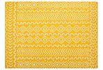 Solana Flat-Weave Rug, Marigold