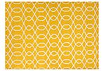 Noria Flat-Weave Rug, Yellow