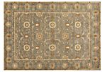 Jadine Rug, Stone Gray/Wheat