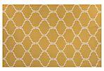 Serra Flat-Weave Rug, Ivory