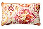 San Telmo 12x20 Pillow, Orange