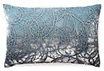 Motif 12x18 Velvet Pillow, Dusk