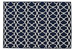 Mpalos Outdoor Rug, Navy