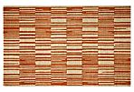 5'x8' Azizi Rug, Orange/Tan