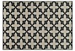 Beck Outdoor Rug, Charcoal