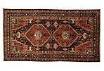 "5'6""x9'9"" Mhina Runner, Multi"