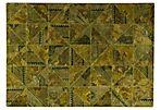 Tile Rug, Olive/Grass