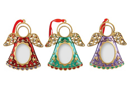 Christmas Tree Ornament Sets from One Kings Lane | Divine Lifestyle