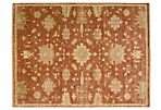 Adelaide Rug, Persimmon