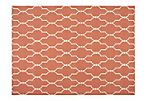 Morton Outdoor Rug, Orange