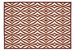 Bloom Outdoor Rug, Red